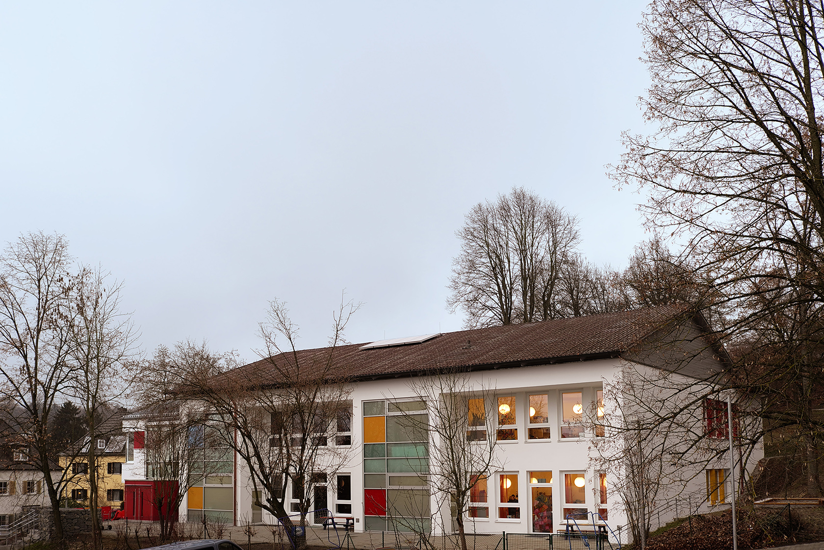 Harrer Metallbau - Kindergarten-Maria-Ward-1