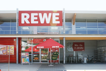 Harrer Metallbau - REWE-2 - Fensterelemente